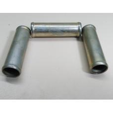 Переходник 16-16 (прямой) металлический